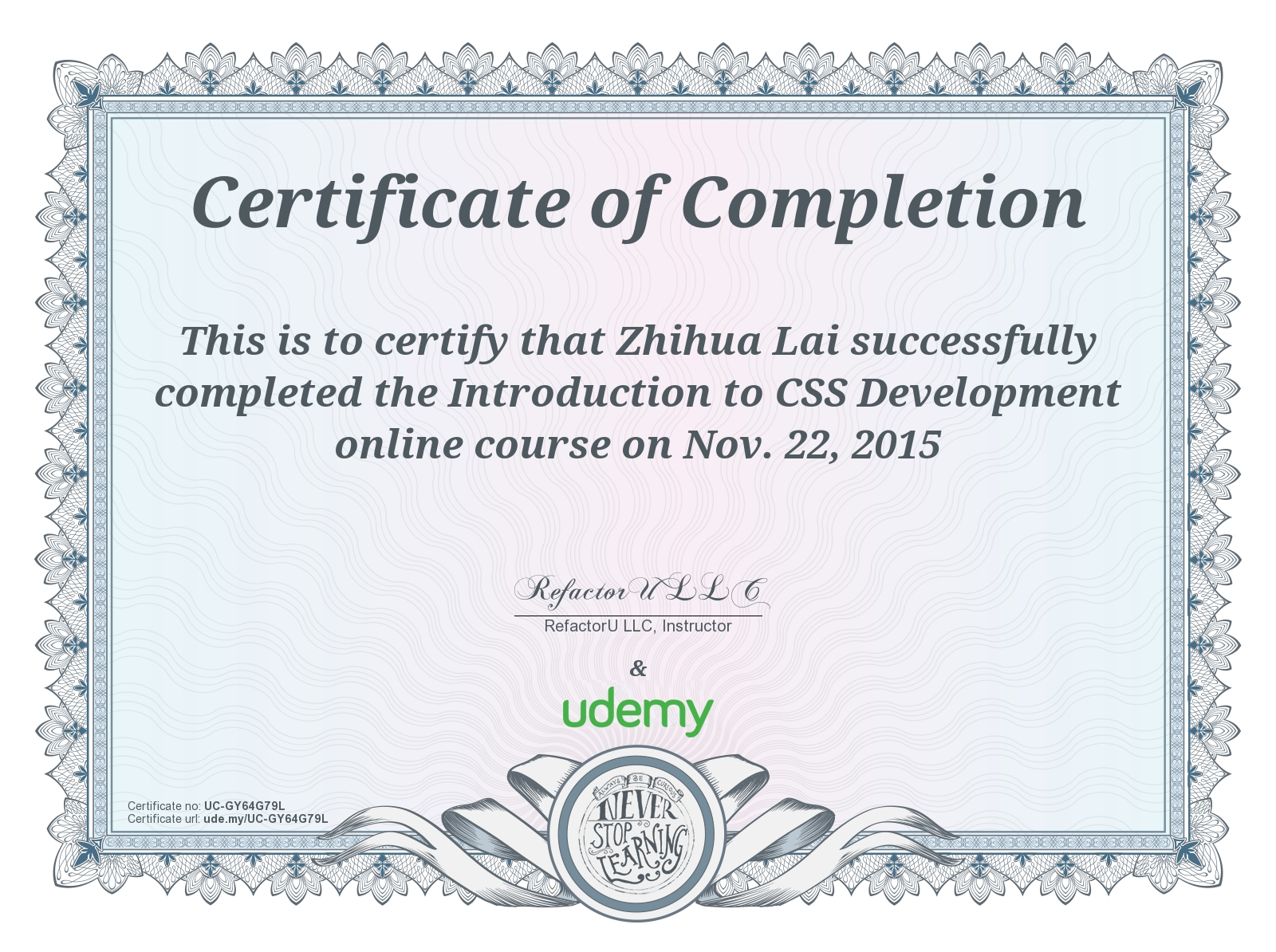 Option trading certification
